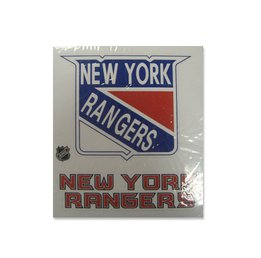 Наклейка NHL New York Rangers