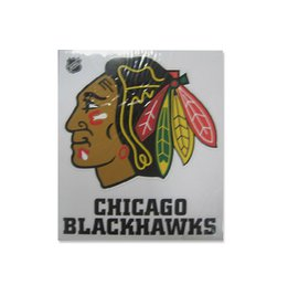 Наклейка NHL Chicago Blackhawks