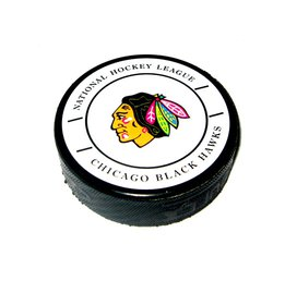 "Шайба NHL Chicago Blackhawks ""GUFEX"""