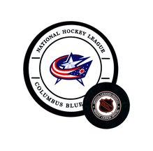 Купить Шайба NHL Columbus Blue Jackets GUFEX