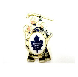 Значок Toronto Maple Leafs три игрока