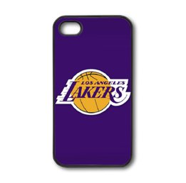 Крышка на iphone 5/5S/5G Los Angeles Lakers