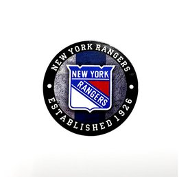 Магнит New York Rangers виниловый NEW
