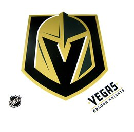 Наклейка Vegas Golden Knights