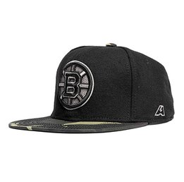 Бейсболка Boston Bruins Snapback, арт. 29075