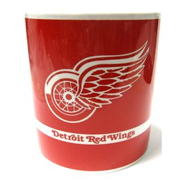 Кружка NHL Detroit Red Wings №2