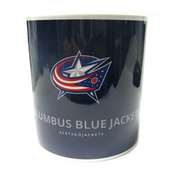 Кружка NHL Columbus Blue Jackets