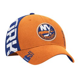 Youth New York Islanders Reebok Orange/Royal 2016 NHL Draft Structured Flex Hat
