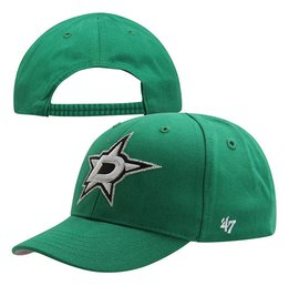 Купить Infant Dallas Stars '47 Kelly Green Basic Team Logo Adjustable Hat