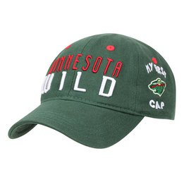 Infant Minnesota Wild Green My First Flex Hat