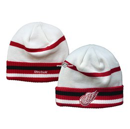 Купить Шапка Reebok Detroit Red Wings Knit Hat