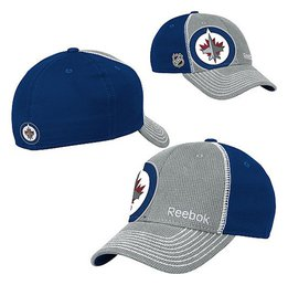 Бейсболка Men's Winnipeg Jets Reebok Flex Hat