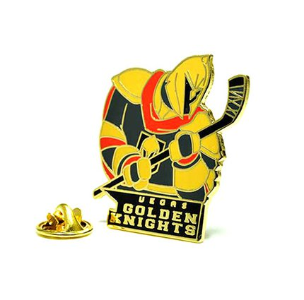 Значок Vegas Golden Knights Mascot
