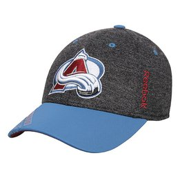 Купить Men's Colorado Avalanche Reebok Two-Tone Structured Flex Hat