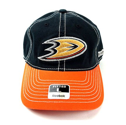 Бейсболка Anaheim Ducks Reebok  Hat Cap Multi Team Colors Slouch Flex Fitted
